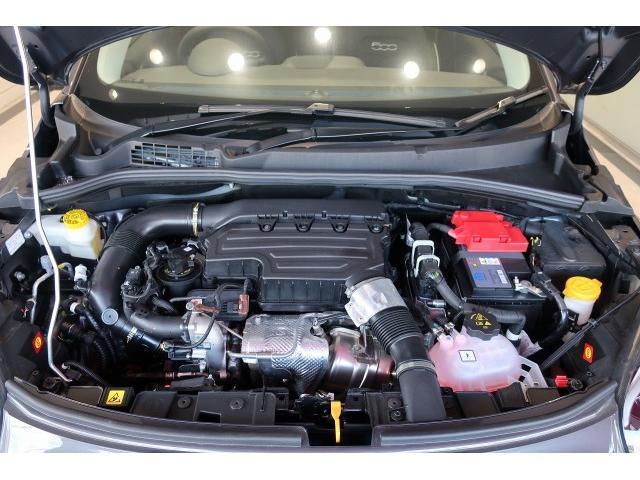 1.3Lターボエンジンはパワフル、高速道路の合流においても力不足は感じません。