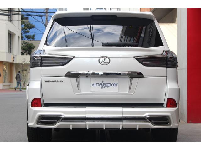 「レクサス」「LX」「SUV・クロカン」「大阪府」の中古車3