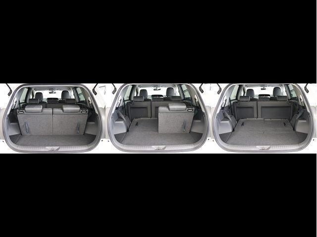 G フルセグ メモリーナビ DVD再生 バックカメラ ETC LEDヘッドランプ 乗車定員7人 3列シート ワンオーナー(17枚目)
