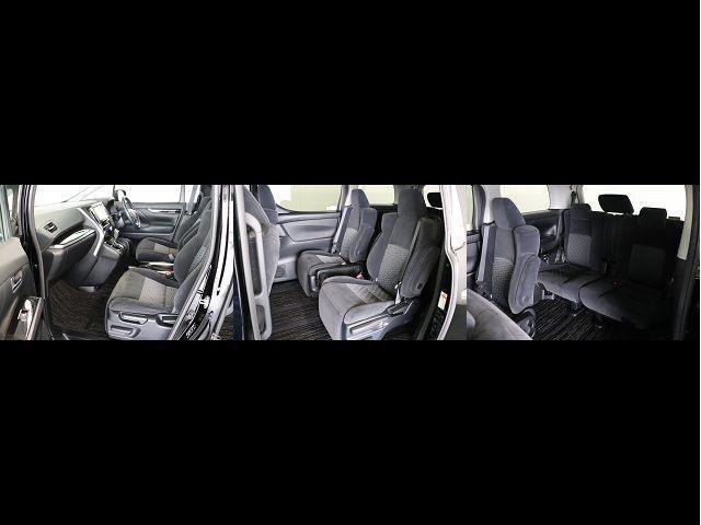 2.5Z Aエディション フルセグ メモリーナビ DVD再生 後席モニター バックカメラ 衝突被害軽減システム ETC 両側電動スライド LEDヘッドランプ 乗車定員7人 3列シート ワンオーナー(17枚目)