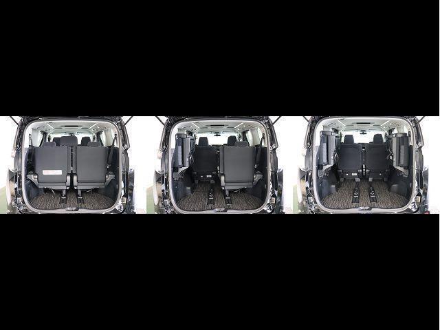 2.5Z Aエディション フルセグ メモリーナビ DVD再生 後席モニター バックカメラ 衝突被害軽減システム ETC 両側電動スライド LEDヘッドランプ 乗車定員7人 3列シート ワンオーナー(18枚目)