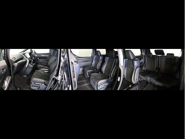 2.5Z Aエディション ゴールデンアイズ フルセグ メモリーナビ DVD再生 後席モニター バックカメラ 衝突被害軽減システム ETC 両側電動スライド LEDヘッドランプ 乗車定員7人 3列シート ワンオーナー(17枚目)
