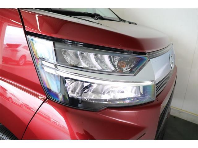カスタム RS ハイパーリミテッドSAIII 衝突被害軽減システム LEDヘッドランプ アイドリングストップ(12枚目)