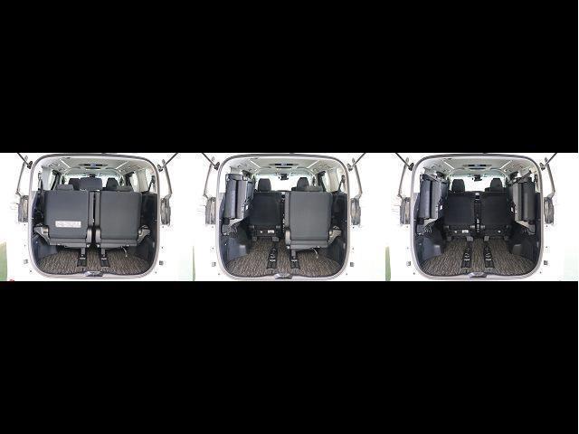 2.5Z Aエディション フルセグ メモリーナビ DVD再生 後席モニター バックカメラ 衝突被害軽減システム ETC 両側電動スライド LEDヘッドランプ 乗車定員7人 3列シート ワンオーナー アイドリングストップ(18枚目)