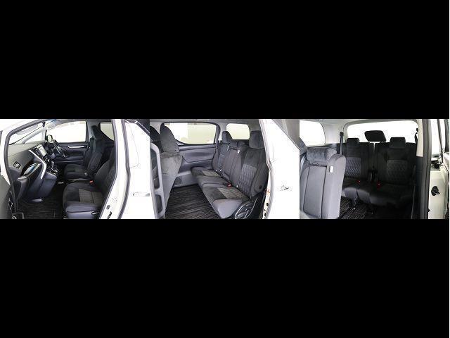 2.5Z フルセグ メモリーナビ DVD再生 後席モニター バックカメラ 衝突被害軽減システム ETC 両側電動スライド LEDヘッドランプ 乗車定員8人 3列シート ワンオーナー(17枚目)