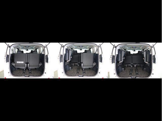 2.5Z フルセグ メモリーナビ DVD再生 後席モニター バックカメラ 衝突被害軽減システム ETC 両側電動スライド LEDヘッドランプ 乗車定員8人 3列シート ワンオーナー(18枚目)