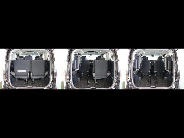 2.5Z フルセグ メモリーナビ DVD再生 後席モニター バックカメラ ETC 両側電動スライド LEDヘッドランプ 乗車定員7人 3列シート ワンオーナー(18枚目)