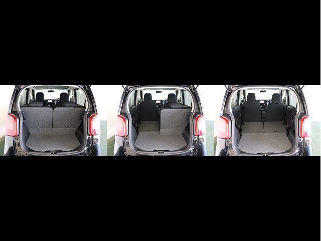 プレミアム・Lパッケージ ワンセグ メモリーナビ CD・DVD再生 HIDヘッドライト アイドリングストップ スマートキー ベンチシート 盗難防止システム(17枚目)