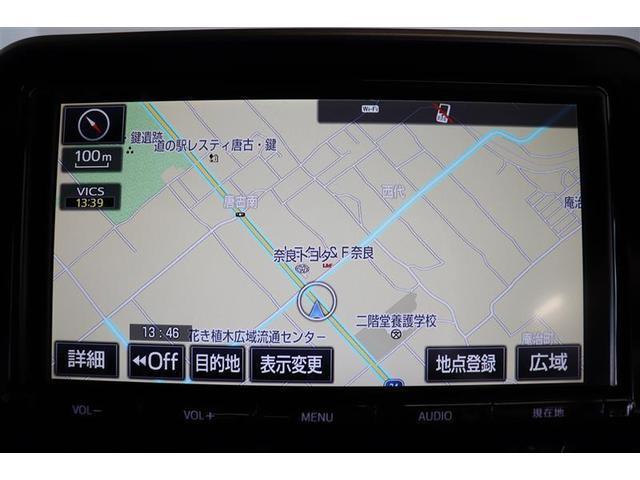 G フルセグ メモリーナビ DVD再生 バックカメラ 衝突被害軽減システム ETC LEDヘッドランプ スマートキー ワンオーナー(4枚目)