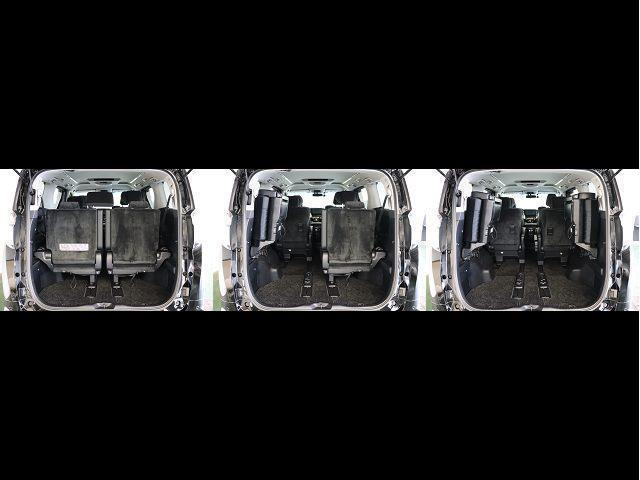 2.5Z Gエディション フルセグ メモリーナビ DVD再生 後席モニター バックカメラ 衝突被害軽減システム ETC 両側電動スライド LEDヘッドランプ 乗車定員7人 3列シート(25枚目)