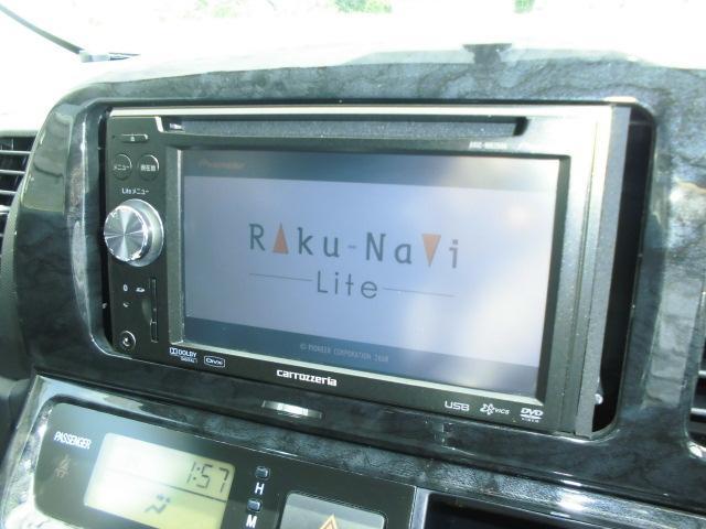 トヨタ ウィッシュ Xリミテッド カロSDナビ1セグAUX USB HID 禁煙