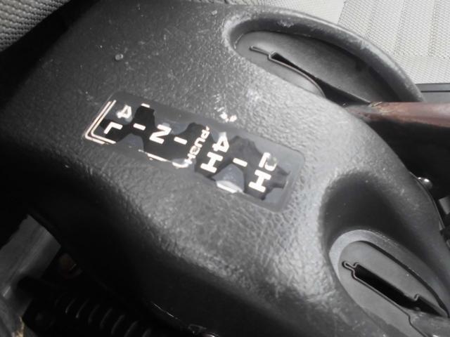 ダンプ タイミングベルト交換済 4WD 3方開 法人様下取車(8枚目)