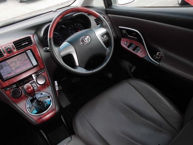 240G エアロツアラー 純正フルレザーカバー BTaudio&AUX&SD エアロバンパーコーナーセンサー タイミングチェーン HDDナビ&Rカメラ スマートキー2個&ゴルゴセキュリティ(64枚目)
