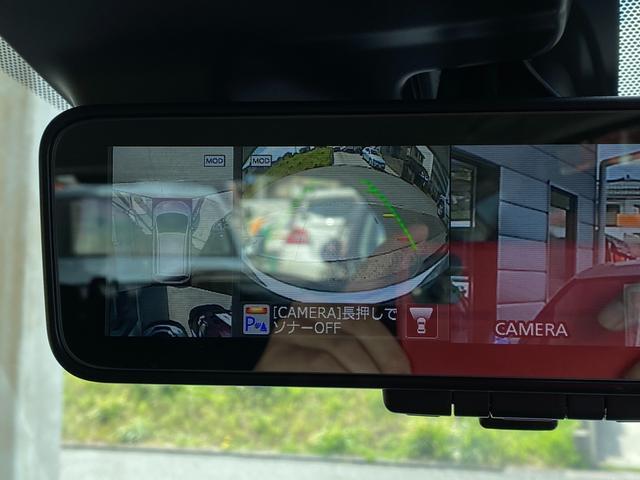 X ブレ-キサポ-ト付 360°カメラ 後期モデル ドラレコ連動純正ナビ 車線逸脱警報 実走7773キロ 下取1オーナー 禁煙車 後期モデル デジタルインナーミラー アイドリングストップ スマートキー2個(6枚目)