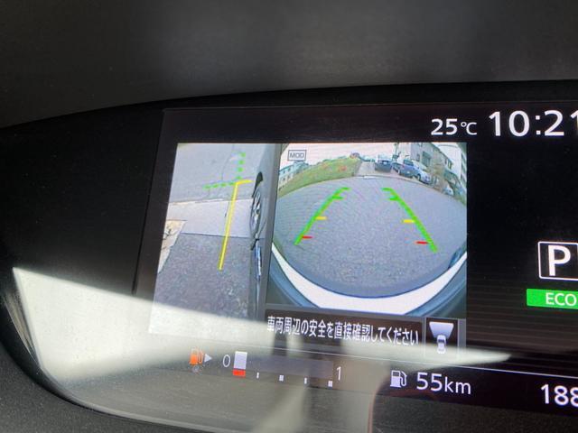 ハイウェイスター 下取1オ-ナ- 禁煙車 パーキングアシスト スライドドアキックセンサー 車線逸脱警報 純正11型フリップダウン ブレーキサポート 360°カメラ ふらつき警報 標識検知 クルコン アイドリングストップ(6枚目)