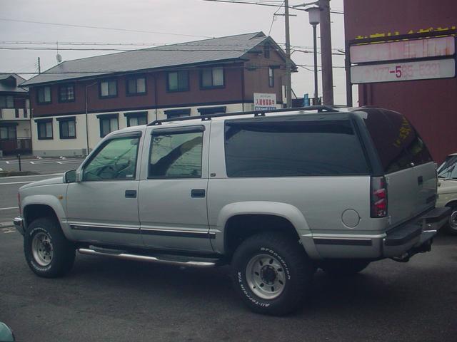「シボレー」「シボレーサバーバン」「SUV・クロカン」「滋賀県」の中古車5
