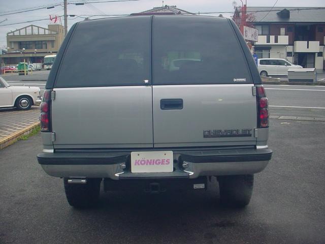 「シボレー」「シボレーサバーバン」「SUV・クロカン」「滋賀県」の中古車6