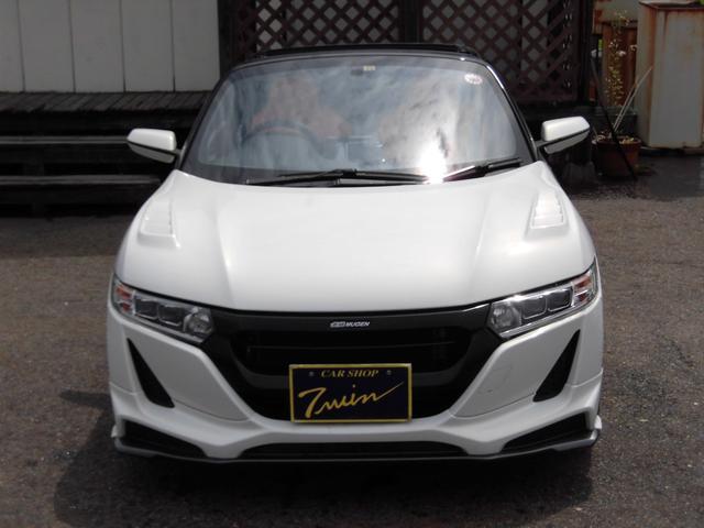 「ホンダ」「S660」「オープンカー」「滋賀県」の中古車2