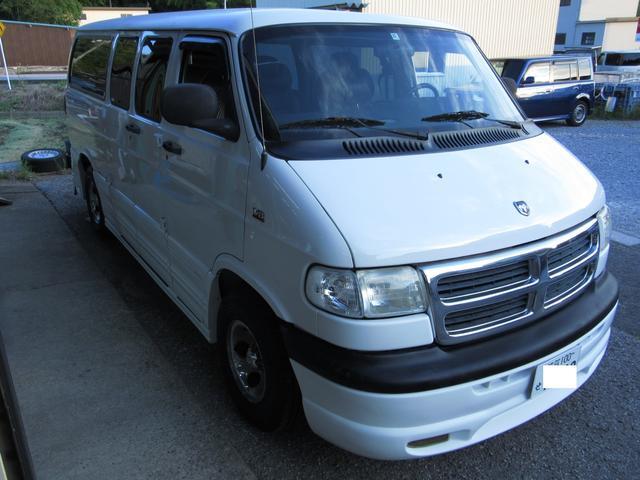 「ダッジ」「ダッジ バン」「ミニバン・ワンボックス」「滋賀県」の中古車11