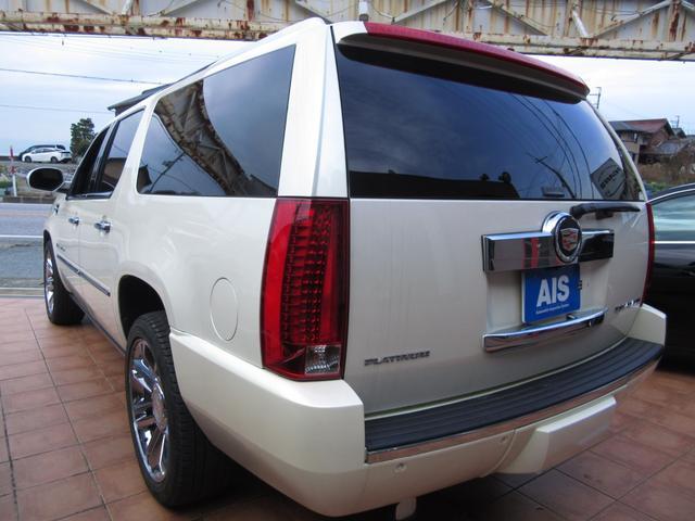 「キャデラック」「キャデラック エスカレード」「SUV・クロカン」「滋賀県」の中古車5