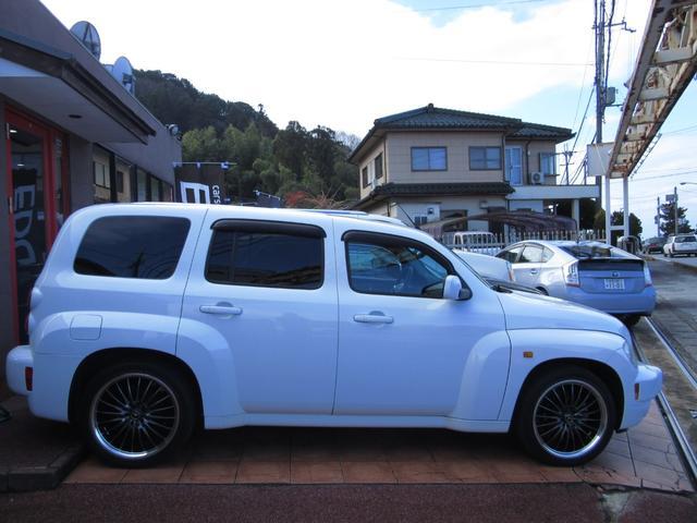 「シボレー」「シボレー HHR」「SUV・クロカン」「滋賀県」の中古車4