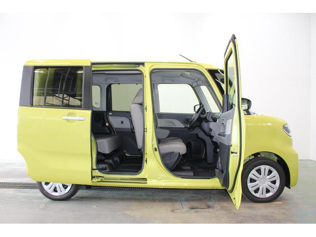 Xセレクション 届出済未使用車 前席シートヒーター 追突被害軽減ブレーキ スマアシ コーナーセンサー 左側電動スライドドア スマートキー LEDヘッドライト オートエアコン(24枚目)