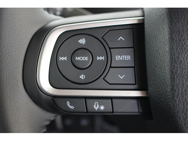 カスタムRSセレクション 届出済未使用車 追突被害軽減ブレーキ スマアシ コーナーセンサー オートライト レーダークルーズコントロール スマートキー 両側電動スライドドア LEDヘッドライト 前席シートヒーター(39枚目)