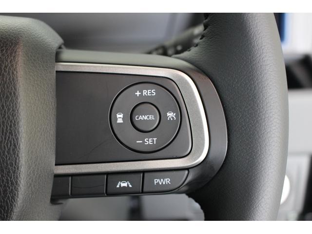 カスタムRSセレクション 届出済未使用車 追突被害軽減ブレーキ スマアシ コーナーセンサー オートライト レーダークルーズコントロール スマートキー 両側電動スライドドア LEDヘッドライト 前席シートヒーター(40枚目)