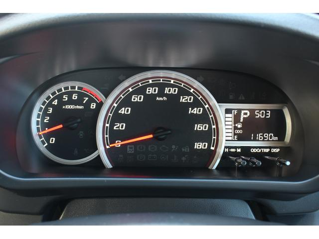 シルクGパッケージSA2 スマートキー LEDヘッドライト 追突被害軽減ブレーキ スマアシ2 LEDヘッドライト オートエアコン スマートキー 純正アルミ(11枚目)