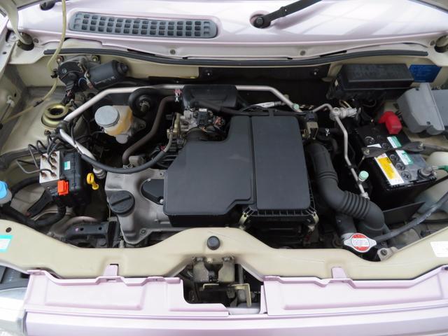 車検整備に加えてバッテリーなどの消耗部品の交換後にお引き渡しさせていただきます!
