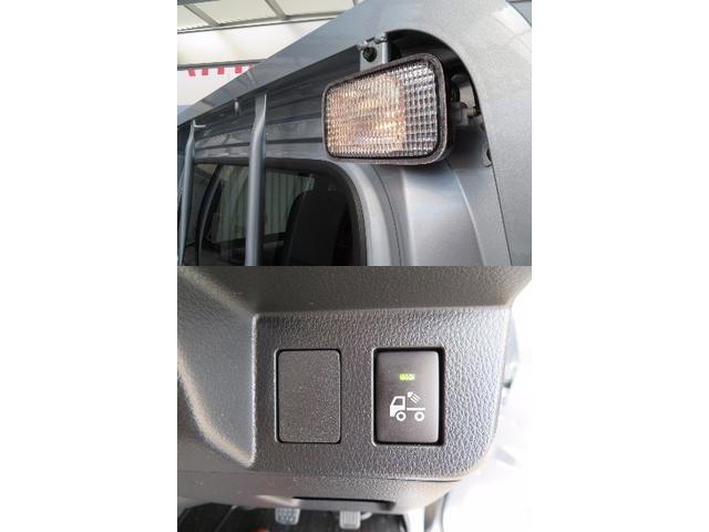 エクストラSAIIIt 4WD 作業灯 荷台マット付(11枚目)