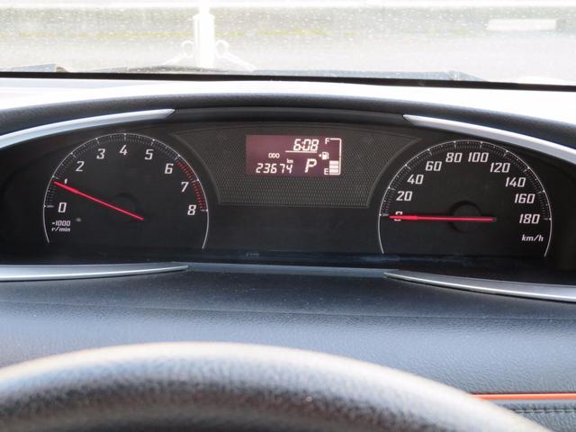 見やすいスピードメーターです!走行2万キロ台半ばです!