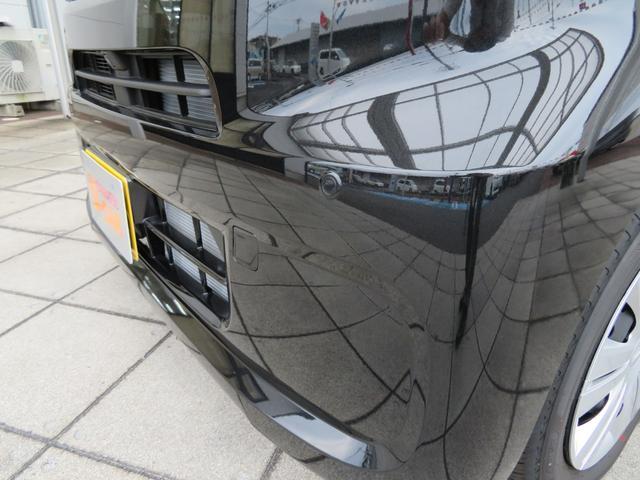 Xセレクション 届出済未使用車 電動スライドドア LED 追突被害軽減ブレーキ スマートアシスト 電動スライドドア コーナーセンサー スマートキー オートエアコン LEDヘッドライト 届出済未使用車(38枚目)