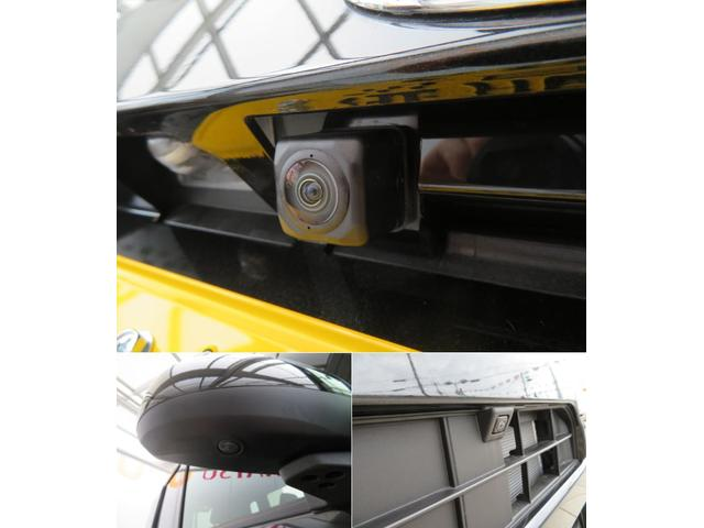 GターボリミテッドSA3 届出済未使用車 両側パワスラ 追突被害軽減ブレーキ スマアシ3 両側電動スライドドア スマートキー オートエアコン ターボ ナビ装着時用パノラマカメラ(カメラのみ)(18枚目)
