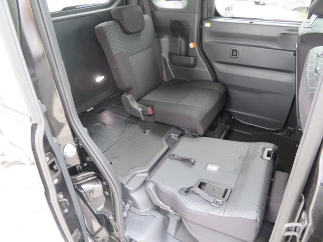 GターボリミテッドSA3 届出済未使用車 両側パワスラ 追突被害軽減ブレーキ スマアシ3 両側電動スライドドア スマートキー オートエアコン ターボ ナビ装着時用パノラマカメラ(カメラのみ)(44枚目)