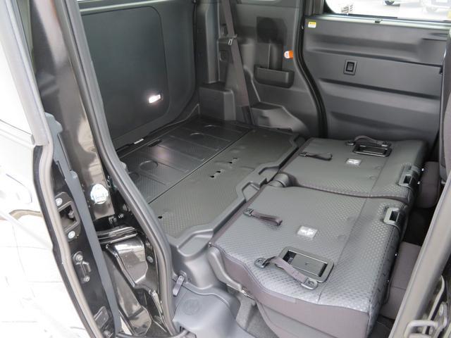 GターボリミテッドSA3 届出済未使用車 両側パワスラ 追突被害軽減ブレーキ スマアシ3 両側電動スライドドア スマートキー オートエアコン ターボ ナビ装着時用パノラマカメラ(カメラのみ)(45枚目)