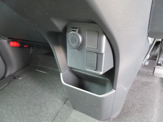 GターボリミテッドSA3 届出済未使用車 両側パワスラ 追突被害軽減ブレーキ スマアシ3 両側電動スライドドア スマートキー オートエアコン ターボ ナビ装着時用パノラマカメラ(カメラのみ)(65枚目)