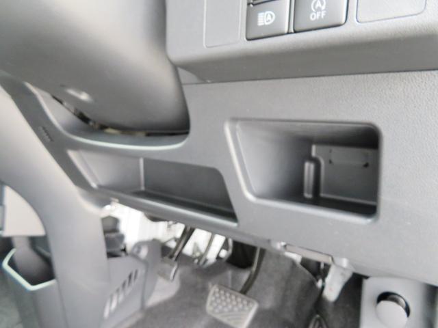 GターボリミテッドSA3 届出済未使用車 両側パワスラ 追突被害軽減ブレーキ スマアシ3 両側電動スライドドア スマートキー オートエアコン ターボ ナビ装着時用パノラマカメラ(カメラのみ)(66枚目)