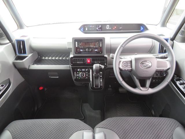 カスタムRS スタイルパック ターボ付 追突被害軽減ブレーキ スマアシ 両側電動スライドドア スマートキー オートエアコン LEDヘッドライト ターボ(2枚目)