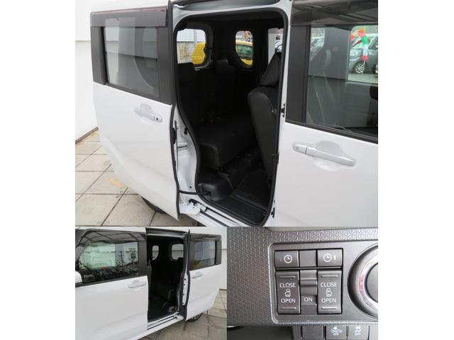 カスタムRS スタイルパック ターボ付 追突被害軽減ブレーキ スマアシ 両側電動スライドドア スマートキー オートエアコン LEDヘッドライト ターボ(5枚目)