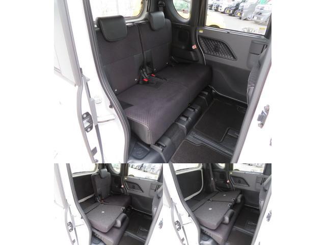 カスタムRS スタイルパック ターボ付 追突被害軽減ブレーキ スマアシ 両側電動スライドドア スマートキー オートエアコン LEDヘッドライト ターボ(10枚目)