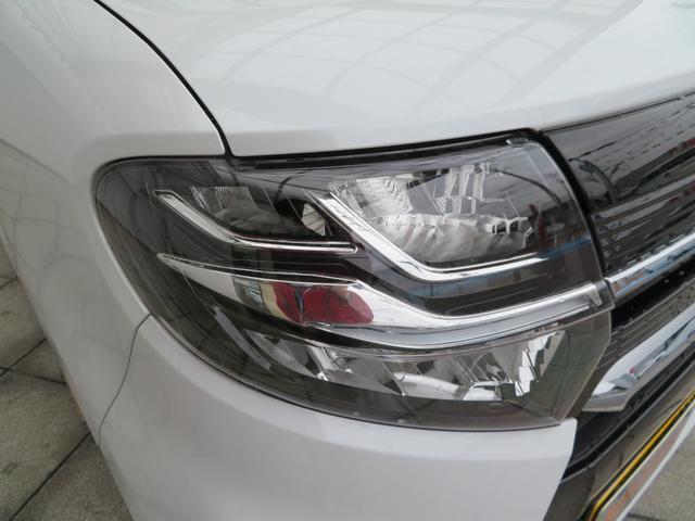 カスタムRS スタイルパック ターボ付 追突被害軽減ブレーキ スマアシ 両側電動スライドドア スマートキー オートエアコン LEDヘッドライト ターボ(27枚目)