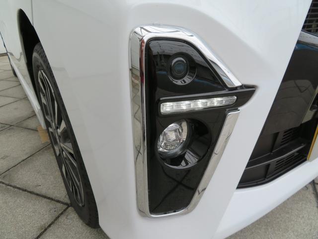 カスタムRS スタイルパック ターボ付 追突被害軽減ブレーキ スマアシ 両側電動スライドドア スマートキー オートエアコン LEDヘッドライト ターボ(29枚目)