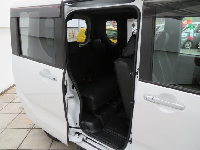 カスタムRS スタイルパック ターボ付 追突被害軽減ブレーキ スマアシ 両側電動スライドドア スマートキー オートエアコン LEDヘッドライト ターボ(39枚目)