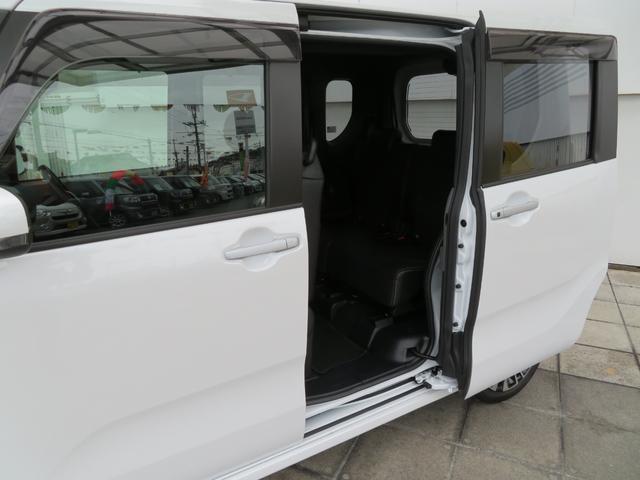 カスタムRS スタイルパック ターボ付 追突被害軽減ブレーキ スマアシ 両側電動スライドドア スマートキー オートエアコン LEDヘッドライト ターボ(40枚目)