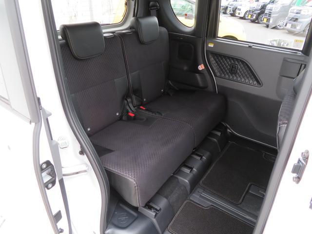 カスタムRS スタイルパック ターボ付 追突被害軽減ブレーキ スマアシ 両側電動スライドドア スマートキー オートエアコン LEDヘッドライト ターボ(42枚目)