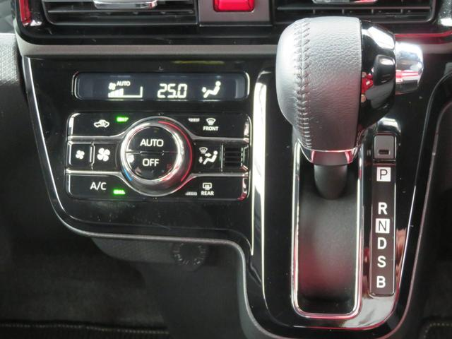 カスタムRS スタイルパック ターボ付 追突被害軽減ブレーキ スマアシ 両側電動スライドドア スマートキー オートエアコン LEDヘッドライト ターボ(53枚目)