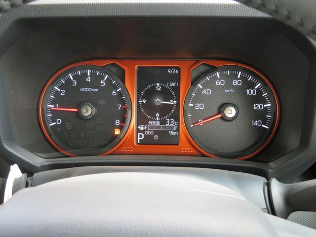 Gターボ 届出済未使用車 レーダークルーズコントロール 追突被害軽減ブレーキ スマアシ コーナーセンサー 前席シートヒーター レーダークルーズコントロール LEDヘッドライト オートエアコン スマートキー(14枚目)