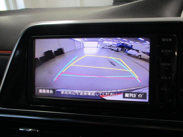 G ワンセグ メモリーナビ バックカメラ ETC 両側電動スライド LEDヘッドランプ ウオークスルー 乗車定員7人 3列シート アイドリングストップ(4枚目)