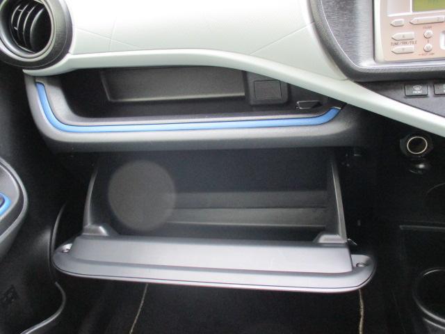 トヨタ アクア S スマートキー CDステレオ